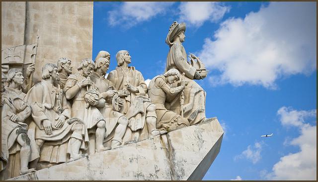 Padrao dos Descobrimentos - Lisboa - Autor: Bert Kaufmann - Flickr