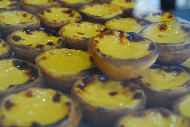 Pastéis de Nata - Auteur: Trishhhh - Flickr