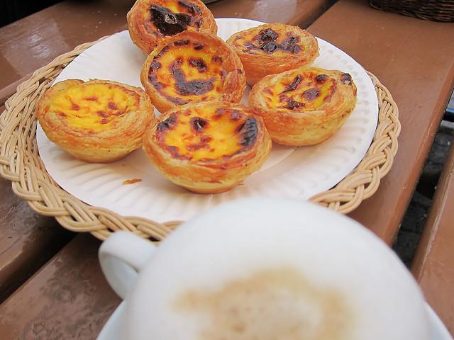 Pastéis de Nata - Auteur: kaige - Flickr