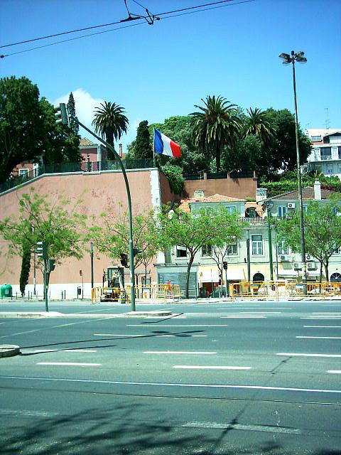 Ambassade de France à LIsbonne - Auteur: Tuvalkin - Flickr