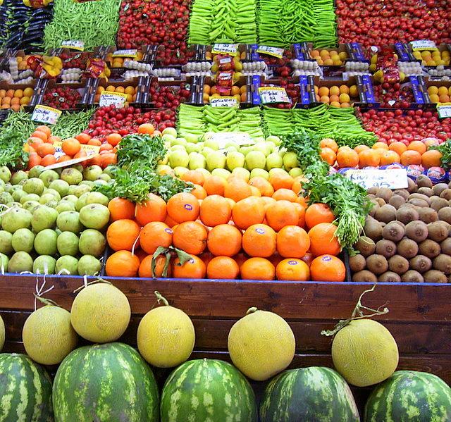 Frutas - Auteur: muammerokumus - Flickr
