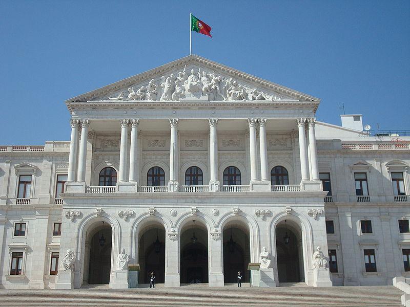 Assemblée Nationale Portugaise - Auteur: Andrés Monroy-Hernández - Flickr