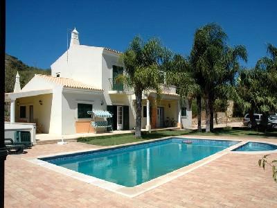Magnifique Maison Avec Piscine  Algarve  Portugal Installation Conseil
