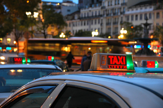 Taxi Portugal - Auteur: Mc Pig - Flickr