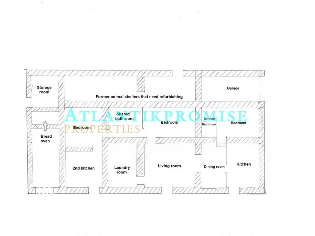 483db43c3aba0 Maison à rénover avec beaucoup de potentiel - Portugal Installation ...